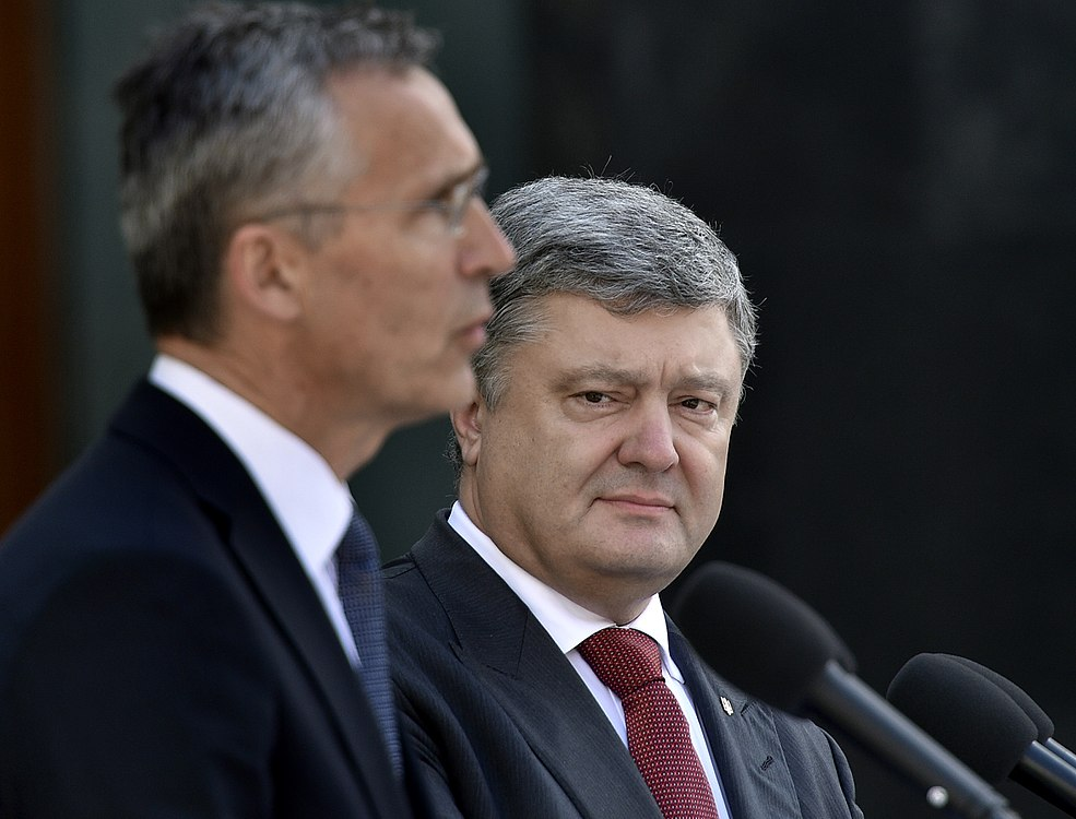 Ukraine – NATO Commission chaired by Petro Poroshenko (2017-07-10) 35.jpg