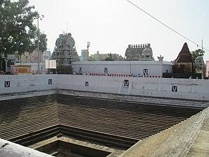 Ulagalantha Perumal Temple, Kanchipuram - Image: Ulagalantha perumal Kanchipuram 1
