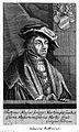 Ulrich von Hutten. Line engraving by (M. B.). Wellcome L0020636.jpg