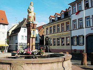 Groß-Umstadt - Marketplace
