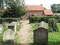 United Reformed Chapel - path through churchyard - geograph.org.uk - 1402058.jpg