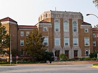 University City High School (Missouri) - Image: University City High School