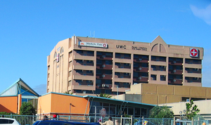 University of the Western Cape Faculty of Dentistry - UWC Oral Health Center at Mitchells Plain