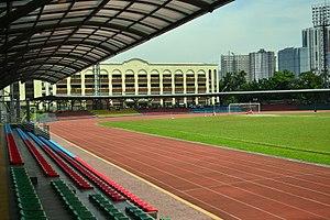 United Football League (Philippines) - Image: University of Makati Oval