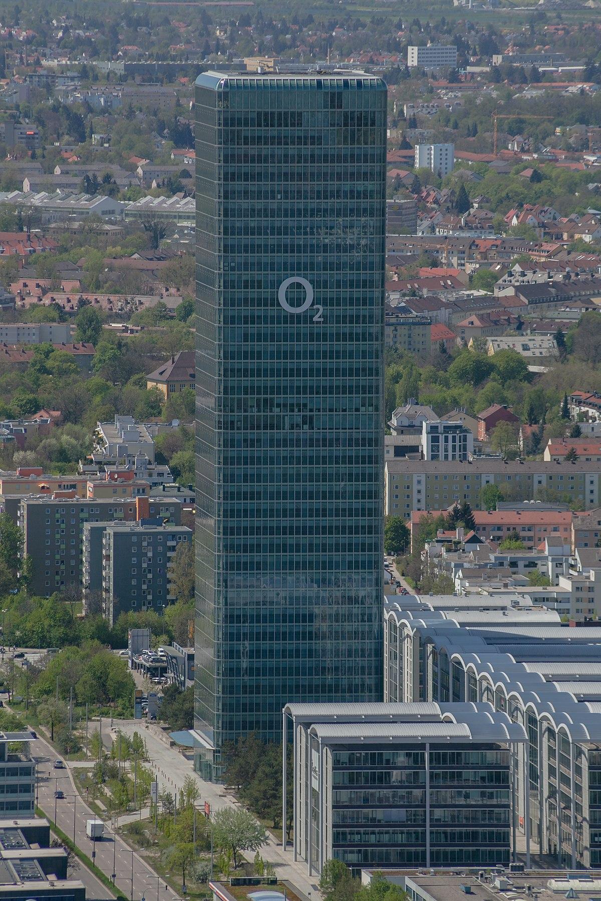 Hochhaus Uptown M 252 Nchen Wikipedia