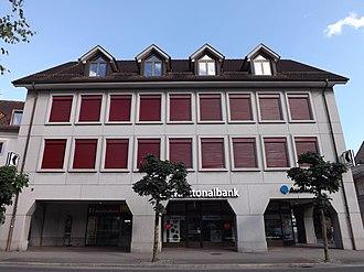Urner Kantonalbank - Urner Kantonalbank HQ
