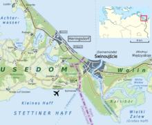 Usedom Karte Grenze.Wikizero Heringsdorf
