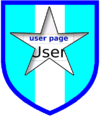 I hereby award you the Userpage Shield for helping to squish the vandals of user pages and user talk pages by Anons, and to help users protect their pages when they've been vandalized. --(The Lord of Time) (talk) 02:34, 1 February 2013 (UTC)