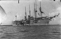 The USS Newark