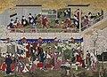 Utamaro (c. 1788–91) Yoshiwara no Hana.jpg