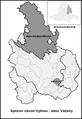 Vážany mapa.png