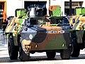 Véhicule de l'Avant Blindé, VAB 4x4, army licence registration 6883 0218 photo-1.JPG