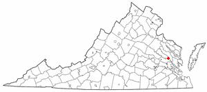 West Point, Virginia
