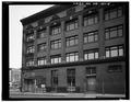 VIEW OF MAIN STREET SIDE. - Hotel Lenox, 1100-1116 Southwest Third Street, Portland, Multnomah County, OR HABS ORE,26-PORT,5-5.tif