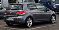 VW Golf 1.2 TSI Style (VI) – Heckansicht, 25. August 2012, Velbert.jpg