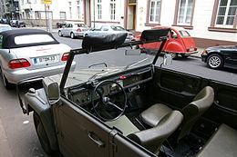 Volkswagen type 181 wikipedia interieur vw type 181 koerierswagen radio is niet origineel altavistaventures Choice Image