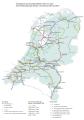Vaarwegenkaart naar bevaarbaarheidsklasse CEMT 2008.png