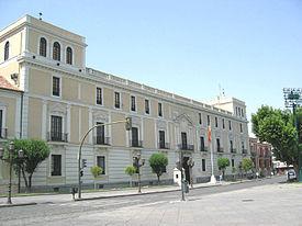 Resultado de imagen de PALACIO REAL VALLADOLID