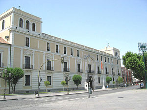 Luis de Vega - The Valladolid Royal Palace is amongst the works of architect Luis de Vega. At the end of the 16th century, the Francisco de los Cobos Palace was enlarged and refurbished and was sold to the King Philip III.