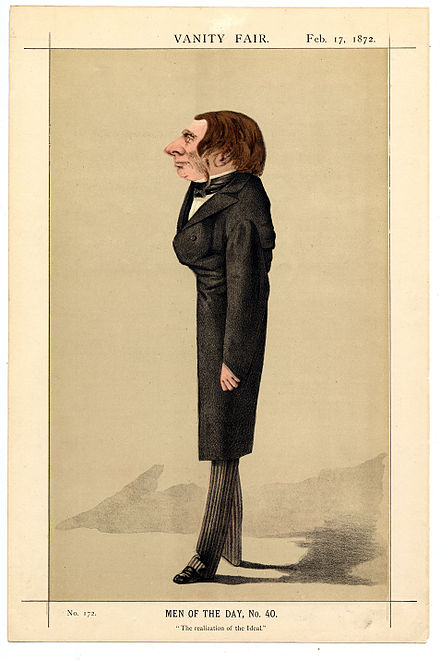 Caricature by Adriano Cecioni published in Vanity Fair in 1872 Vanity Fair Caricature of Ruskin.jpg