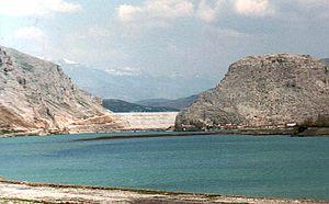 Vau i Dejës - Dam of Vau i Dejës