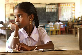 School uniforms in Sri Lanka
