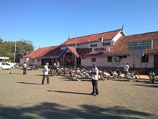 Veraval City in Gujarat, India