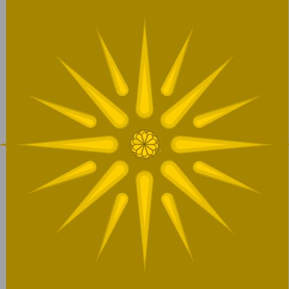 خورشید ورجینا Macedon