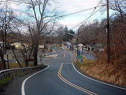 Along Route 517