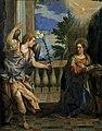 Veronese - Annunciation. Detail, 1583.jpg