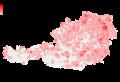 Verteilung Nachname Bauer AT.png