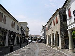Zero Branco Comune in Veneto, Italy