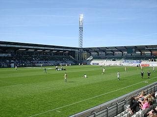Viborg Stadium Association football stadium in Viborg, Denmark