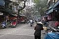Vietnam, Hanoi, Streets of central Hanoi 2.jpg