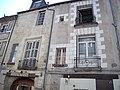 Vieux tours, 51 et 49 place du Grand Marché, maisons 14 et 15ém siècle.jpg