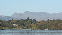 View Towards Wray Castle and the Langdale Pikes - geograph.org.uk - 1550044.jpg