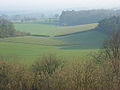 View from the downs, East Woodhay - geograph.org.uk - 403577.jpg