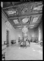 View looking north of State Dining Room - Perry Belmont House, 1618 New Hampshire Avenue, NW, Washington, District of Columbia, DC HABS DC-866-12.tif