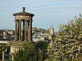 View of Edinburgh from Calton Hill 2014 04.JPG