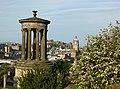 View of Edinburgh from Calton Hill 2014 04.JPG