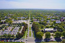 North Park Lincoln >> Neighborhoods in Lincoln, Nebraska - Wikipedia