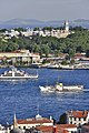 View of Topkapı Palace from the Galata Tower, Istanbul, Turkey 001.jpg