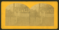 View of a house with fences, from Robert N. Dennis collection of stereoscopic views.png
