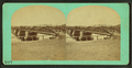 View of the bridge and river, New Market, N.H, by O. H. Copeland.png
