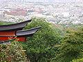 View on Fushimi on Fushimi Inari-taisha2.jpg