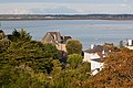 View towards Rue de Bassin and the Sea, Le Croisic, 24.08.14.jpg