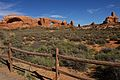 View towards The Windows, Arches National Park, Utah (3457958285).jpg