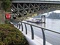 View under Battersea Railway Bridge - geograph.org.uk - 261668.jpg