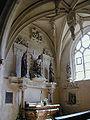 Vignory - Eglise Saint-Etienne - Chapelle Renaissance 1541.JPG