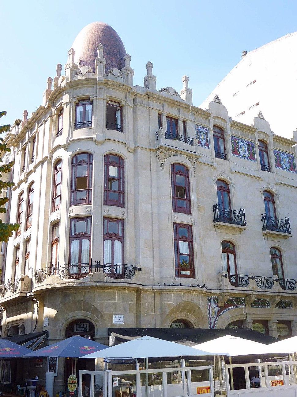 Vigo - Edificio Mülder